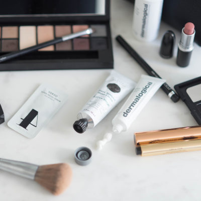 What's in my NYFW Make-Up Bag?