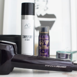 Beauty Favourites on YouTube (and a contest with Conair!)