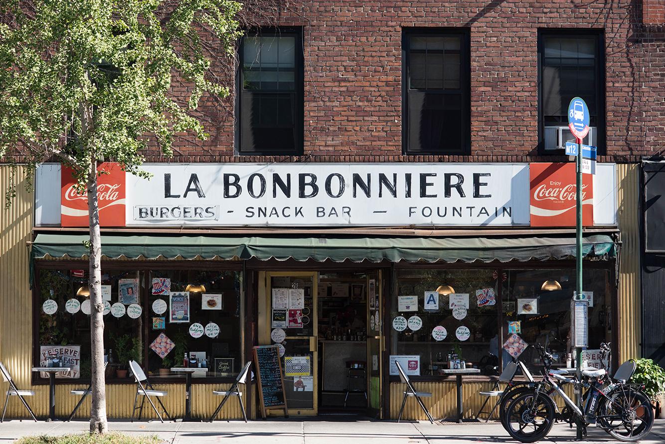 Art Cafe New York Upper West Side